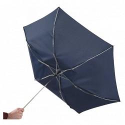 FLAT szuper lapos mini esernyő, sötétkék