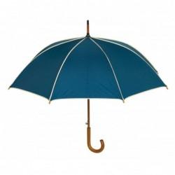 Automata fanyelű esernyő, sötétkék/bézs