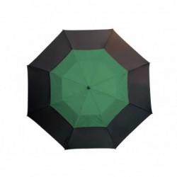 Monsun golfernyő, fekete/sötétzöld