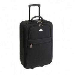 Dublin gurulós bőrönd bélelt belső résszel, kézipoggyász méretű