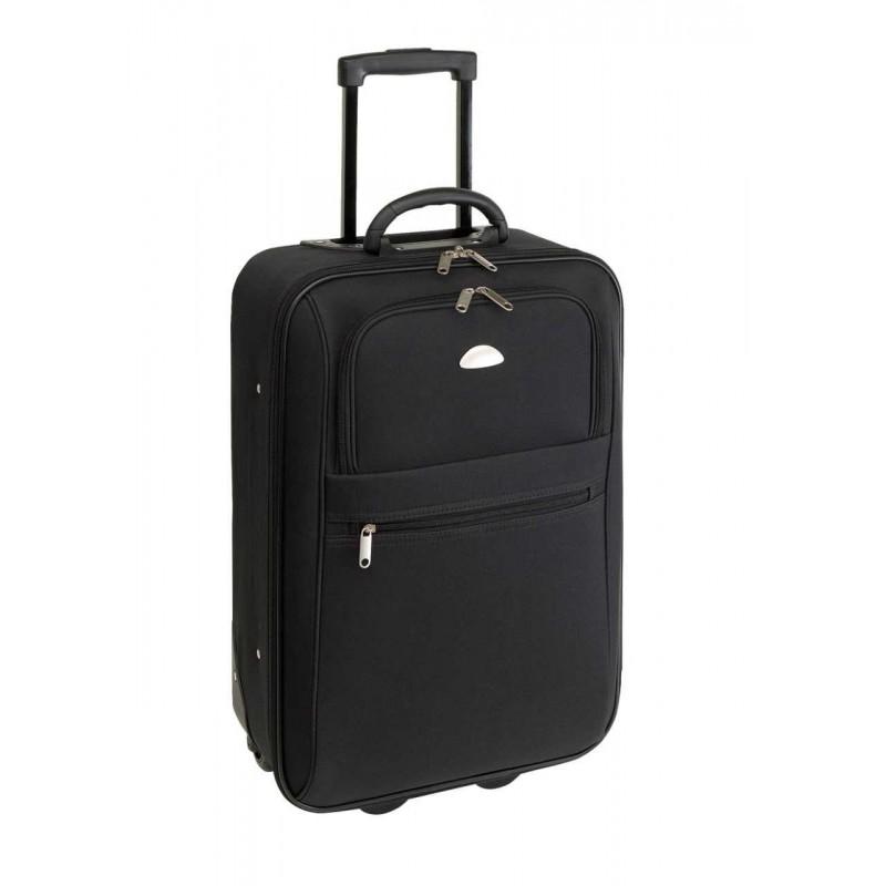 DUBLIN gurulós bőrönd